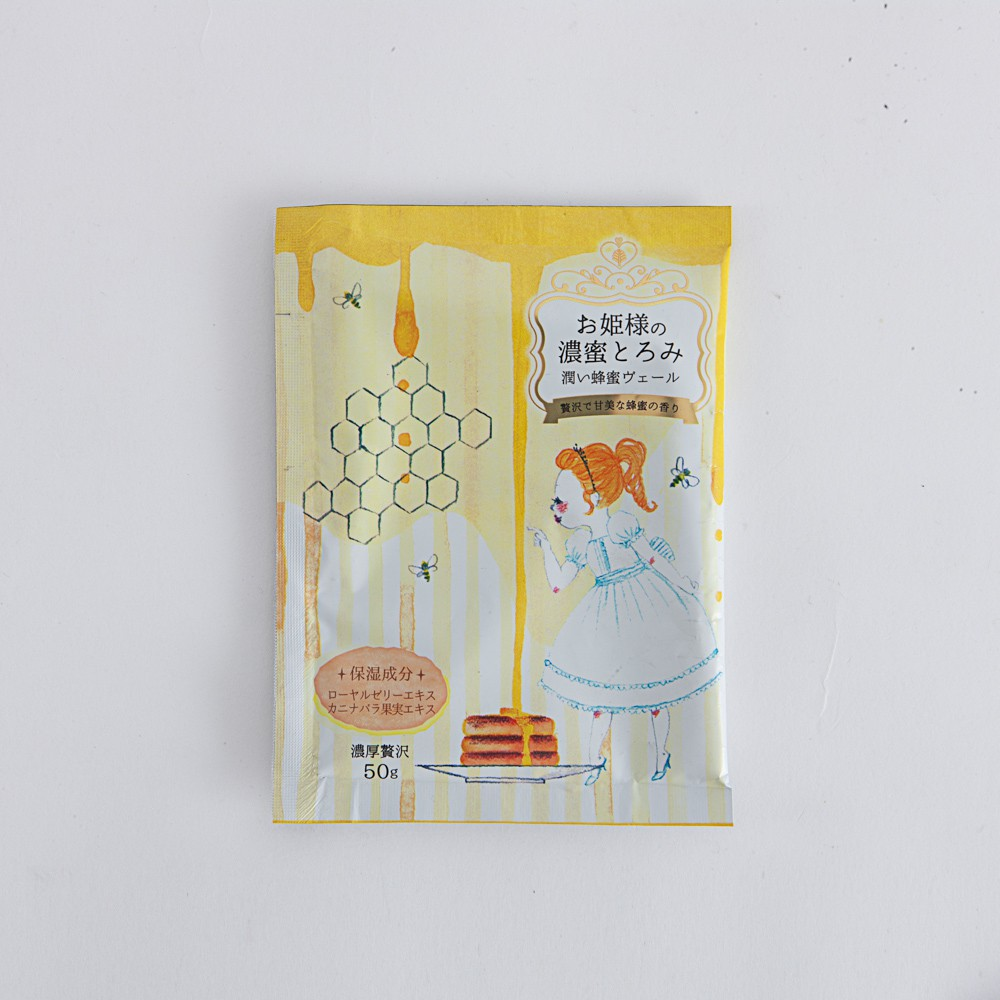 【生活工場】KOKUBO N-8774 入浴劑-蜂蜜