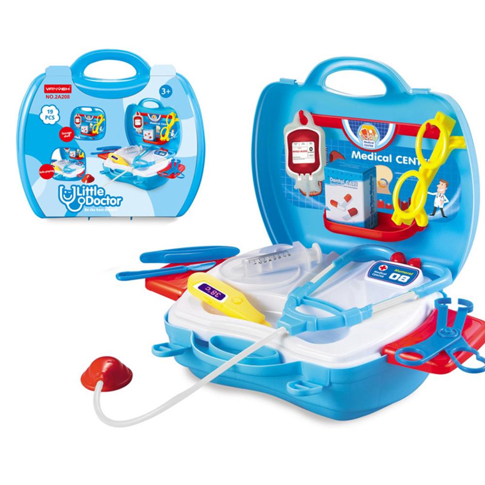 (任選) 家家酒手提箱遊戲組 小小醫生 2A208