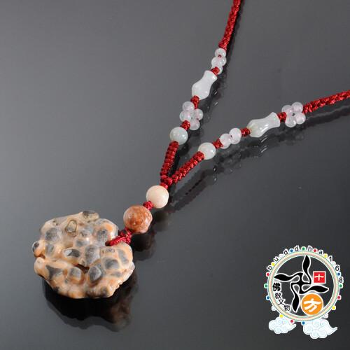 納福龍宮舍利中國結項鍊   十方佛教文物