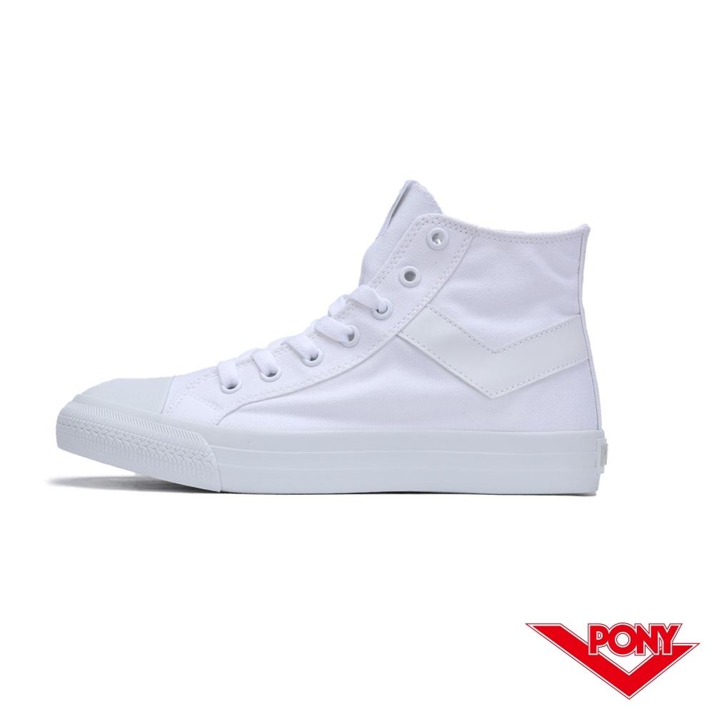 PONY Shooter系列高筒復古經典帆布鞋