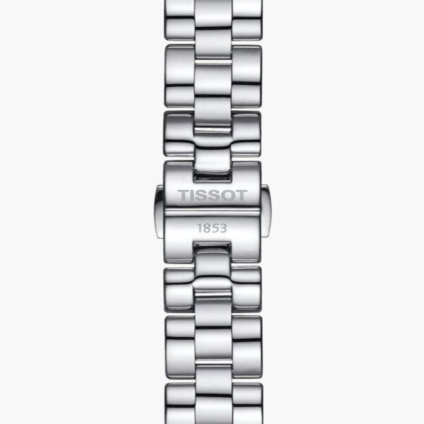 TISSOT天梭 T1122101111300 / 簡約經典石英腕錶 / 30mm