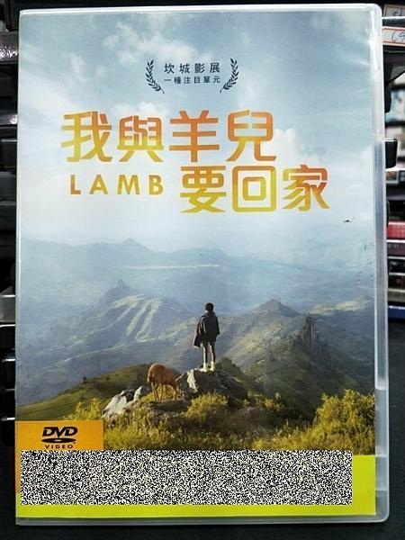挖寶二手片-P67-006-正版DVD-電影【我與羊兒要回家】-瑞德特阿瑪雷(直購價)