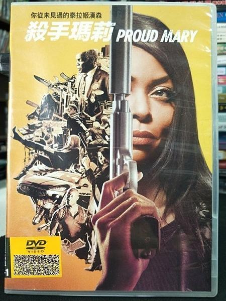 挖寶二手片-P68-027-正版DVD-電影【殺手瑪莉】-比利布朗 泰拉姬漢森(直購價)