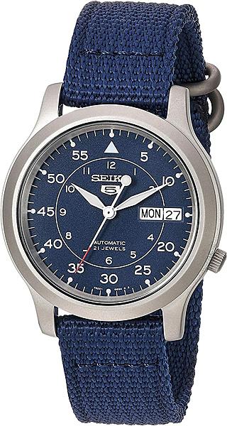 SEIKO男士手錶 SNK807K2