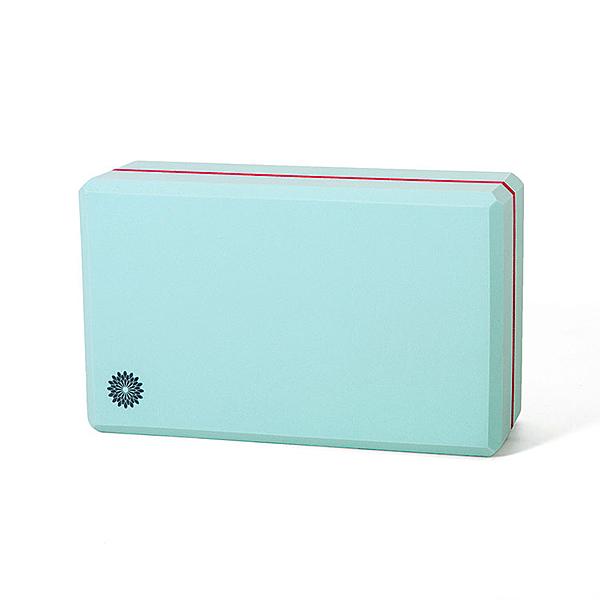 easyoga|瑜珈磚|高優質瑜珈磚(50D) - 水藍 YAE-102 B9