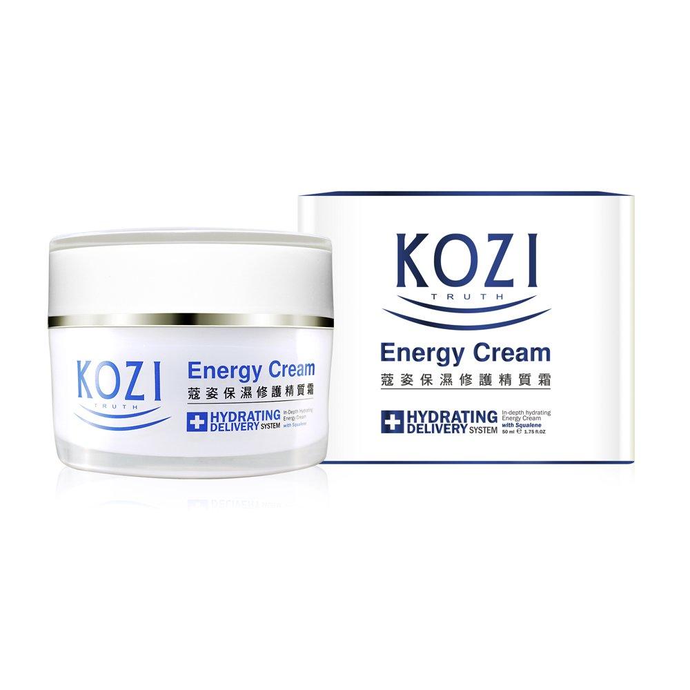 【買一送一】KOZI蔻姿 保濕修護精質霜50ml
