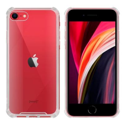 Metal-Slim Apple iPhone SE(第二代) 2020 PC+TPU雙料防摔空壓手機殼