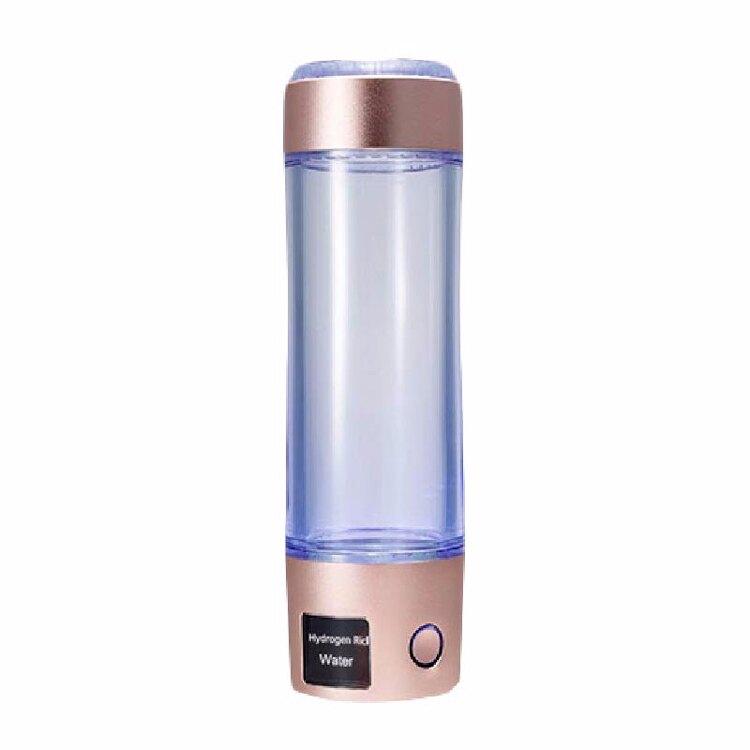 (玫瑰金款) [JHEN PIN] 新世代氫氧分離水素水瓶 YTH-688