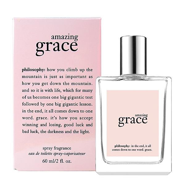 Philosophy Amazing Grace 驚喜優雅 女性淡香水 60ml