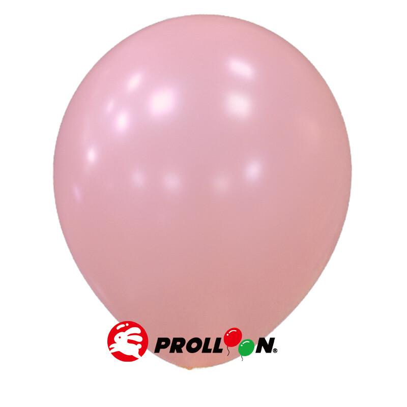大倫氣球11吋螢光色 圓形氣球 100顆裝 紅色 台灣製造 安全無毒