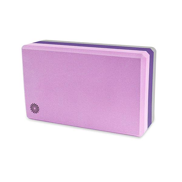 easyoga|瑜珈磚|高優質瑜珈磚(50D) - 三色紫 YAE-104 P7