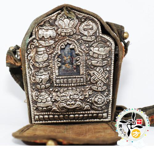 大日如來護身嘎屋壇城 小佛堂   十方佛教文物
