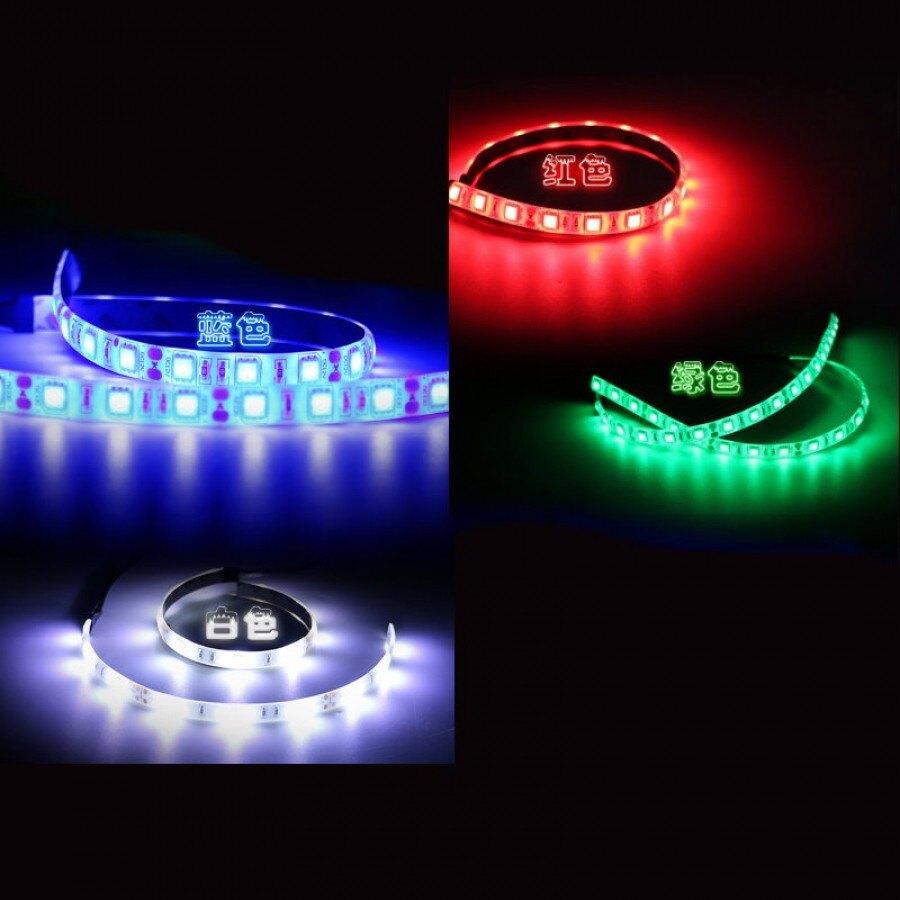 LED磁吸式燈條 LED磁吸式機殼燈條30CM
