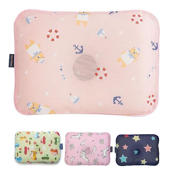 韓國 GIO Pillow 超透氣護頭型嬰兒枕頭 L號(9色可選)