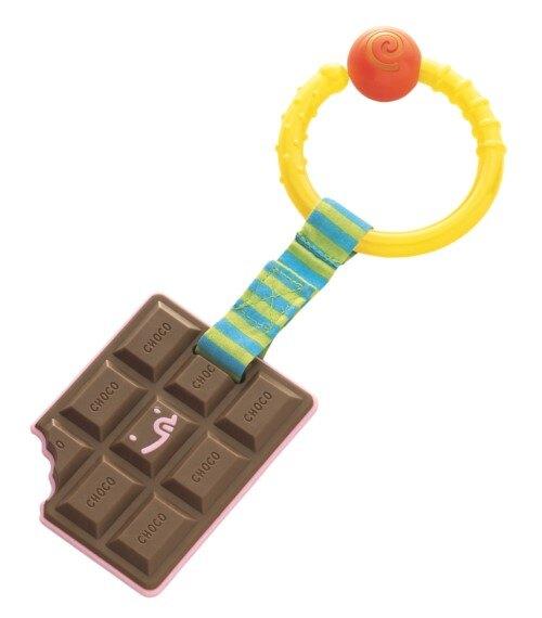 《Toyroyal 樂雅》可消毒 巧克力掛件 東喬精品百貨