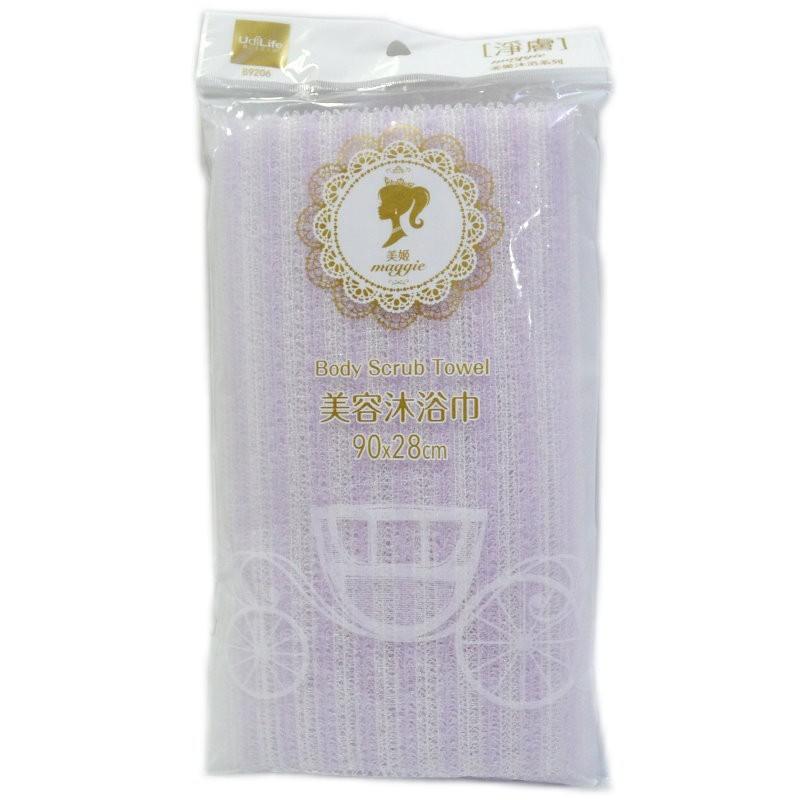 do216美容沐浴巾/洗背巾/擦背巾/台灣製 b9206
