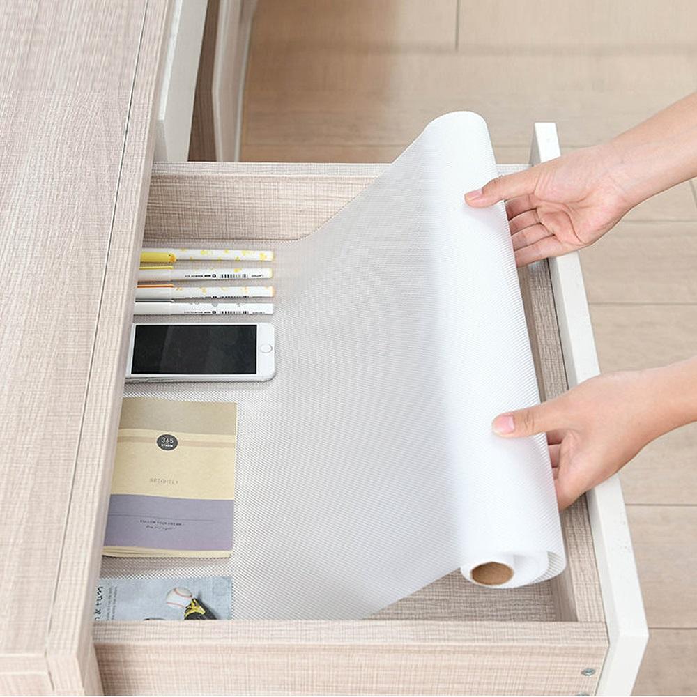 日本SP SAUCE廚櫃抽屜EVA保潔墊(45x300公分)
