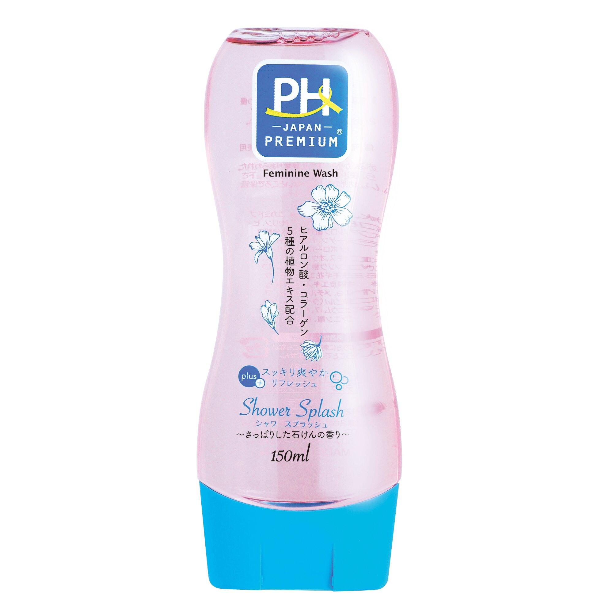 PH JAPAN 女性私處護理清潔洗液 (沐浴皂香) - 日本必買 日本樂天熱銷Top 日本樂天熱銷