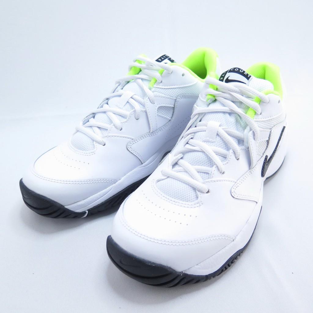 NIKE COURT LITE 2 男款 網球鞋 AR8836107 白【iSport愛運動】
