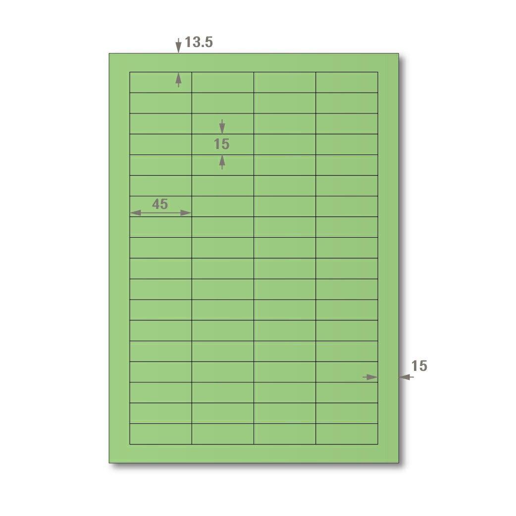 【萬用標籤貼】龍德高品質SGS檢驗合格三用電腦標籤貼紙(淺綠一盒裝)LD-8112-G-A 可出貨用貼紙 影印 雷射 噴墨