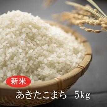 <W18あわくら源流米 あきたこまち 白米5kg>
