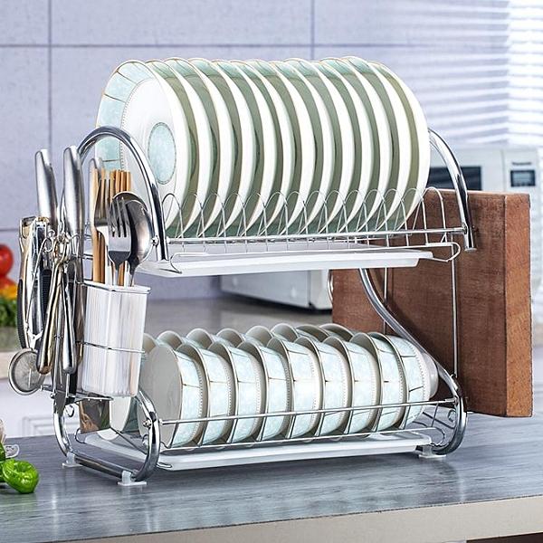 瀝水架-廚房置物架碗架碗碟架晾放碗架洗碗池瀝水架餐具架盤子碗筷收納盒