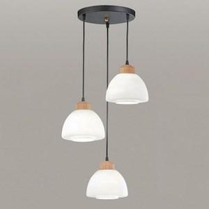 【YPHOME】北歐風圓盤三吊燈 11462