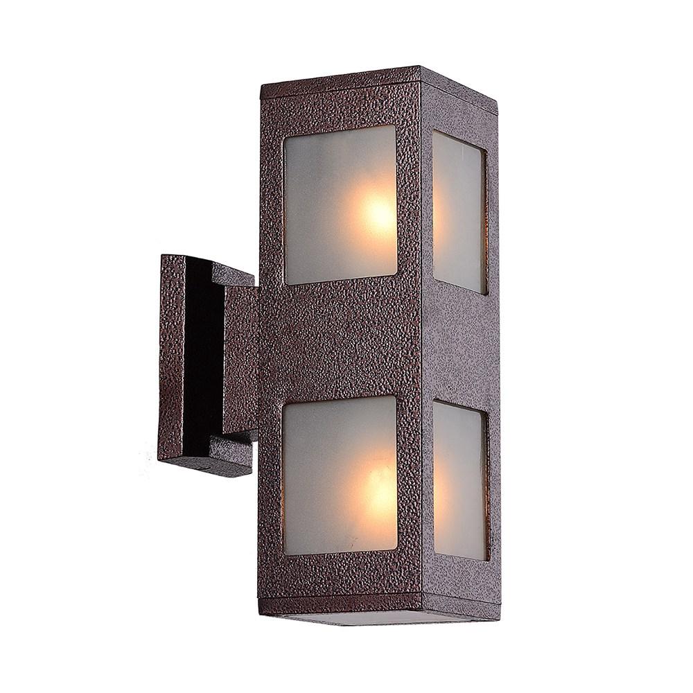 特力屋 西維亞2燈戶外壁燈