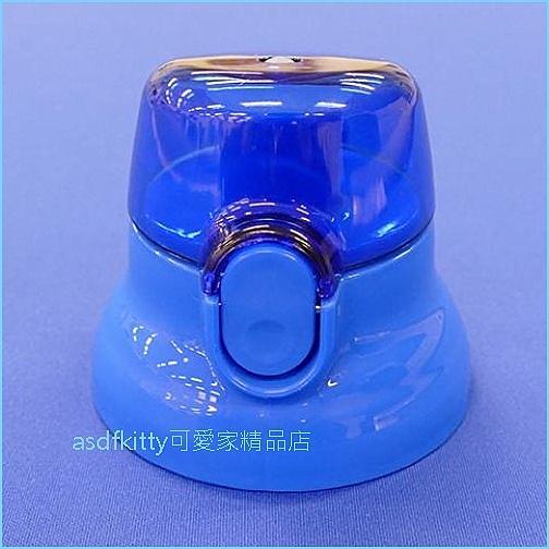 asdfkitty可愛家☆日本SKATER水壺用替換瓶蓋-深藍色-適用PSB5SAN-日本製