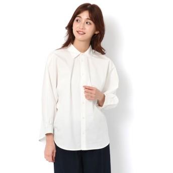 【テチチ/Te chichi】 ドルマンギャザーシャツ LS
