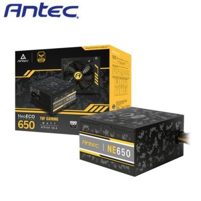 Antec 安鈦克 NE550G 550W 金牌80 + 半模 電源供應器