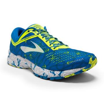 BROOKS 男慢跑鞋 Launch 5  1102781D417