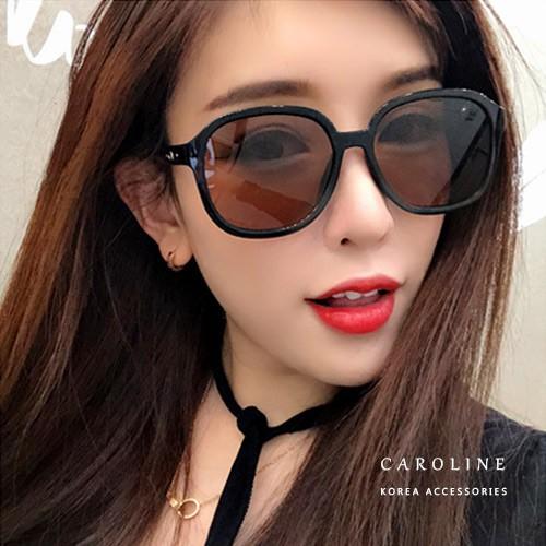 2色 年度最新網紅款抗UV太陽眼鏡 71876