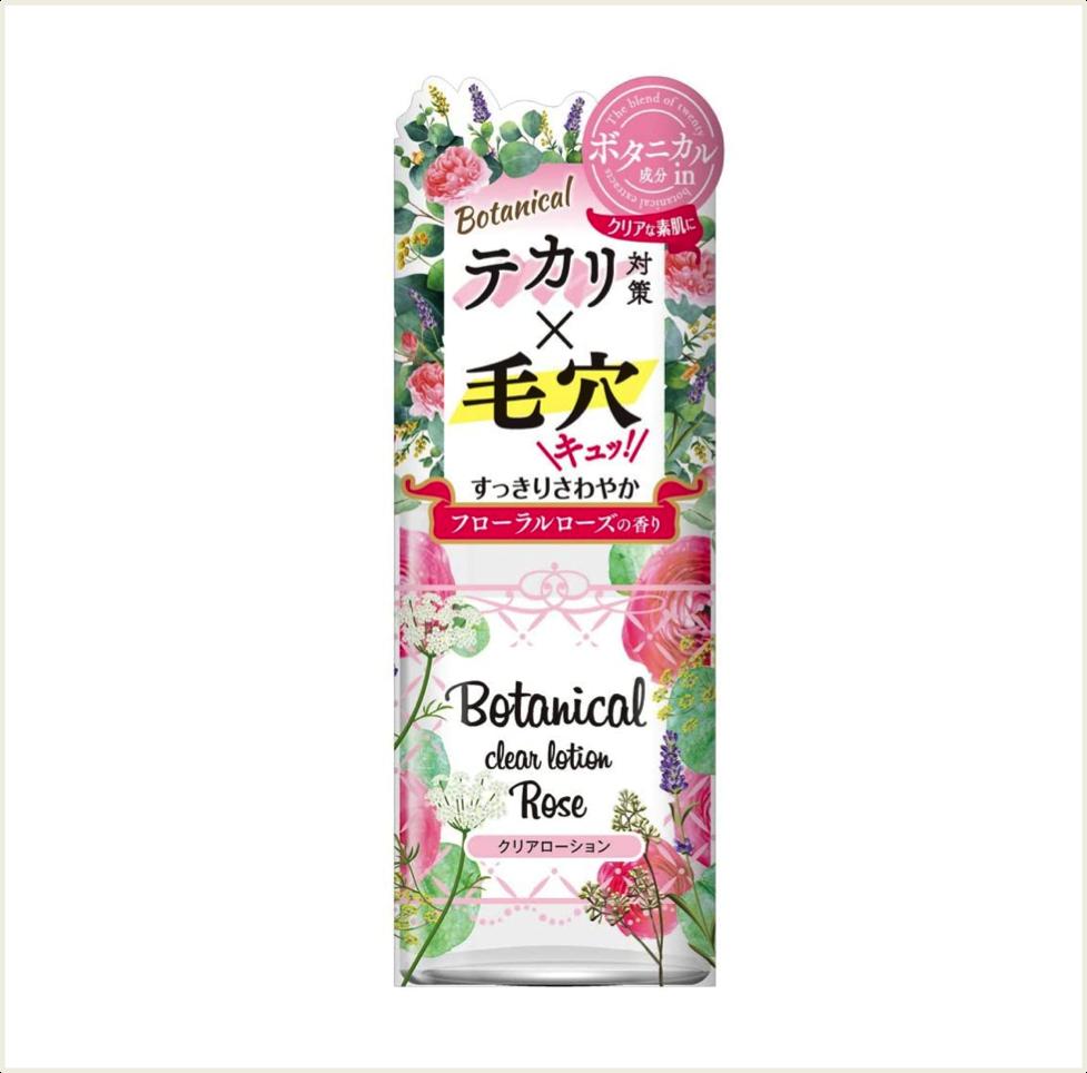 潼漾小舖 meishoku 明色 草本植物調理化妝水(玫瑰清香) 200ml