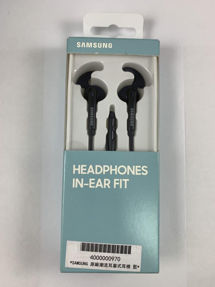samsung 原廠潮流耳塞式耳機 藍