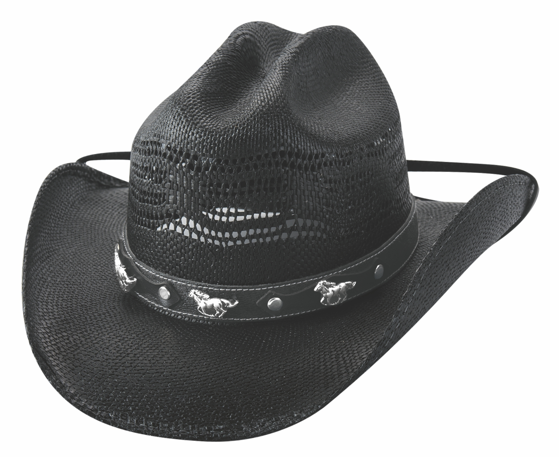Bullhide Sharp Witted - Straw Cowboy Hat
