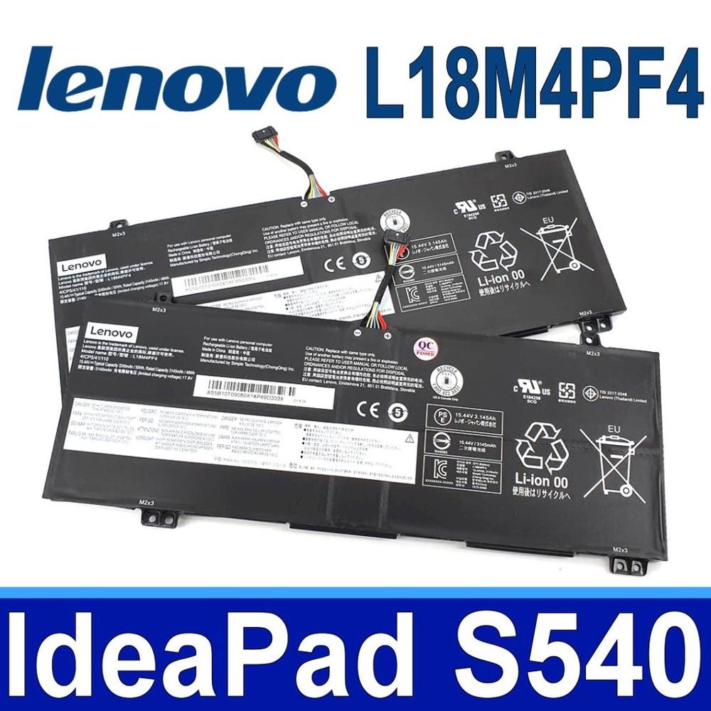 lenovo l18m4pf4 4芯 原廠電池 xiaoxin air14 2019 ideapad