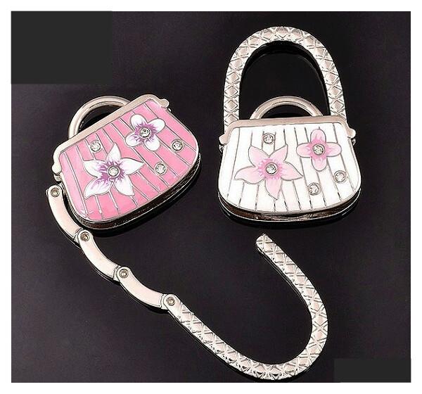 包包掛鈎器 花朵掛鈎鑰匙圈