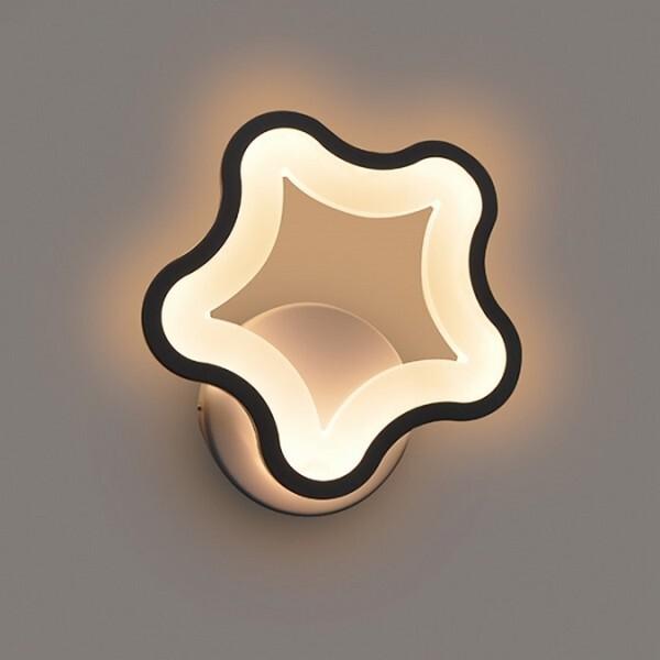 18park-星拓壁燈 [鋁/壓克力,白]