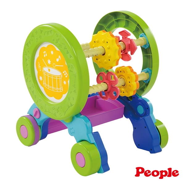 日本People-體能運動學步車(6個月-3歲)