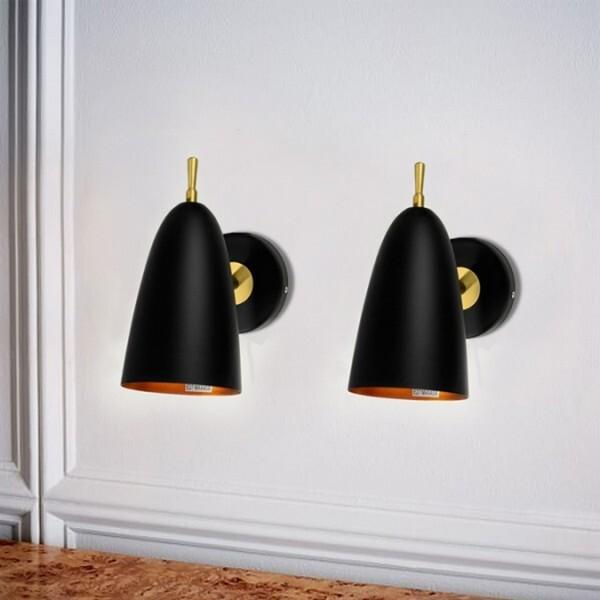 18park-本體壁燈 [單燈,黃色]
