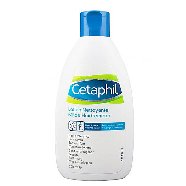 Cetaphil舒特膚 溫和潔膚乳(敏弱/乾燥) 200ml
