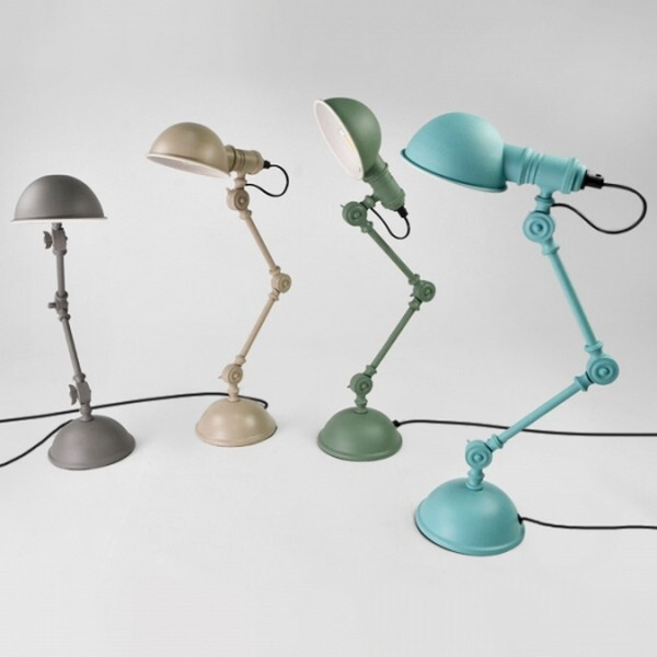 18park-和平主義檯燈 [全電壓,淺藍色]