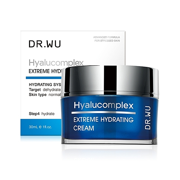 DR. WU 玻尿酸保濕精華霜 30ml