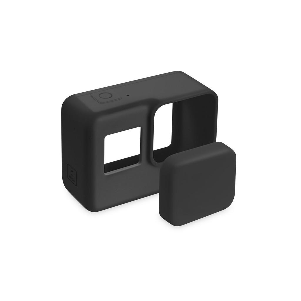 多色可選 Gopro hero 5 / 6 / 7 硅膠保護套 gopro 5代 鏡頭保護蓋