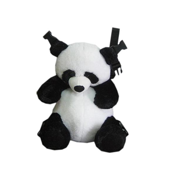 animal alley寵物王國 絨毛玩偶背包
