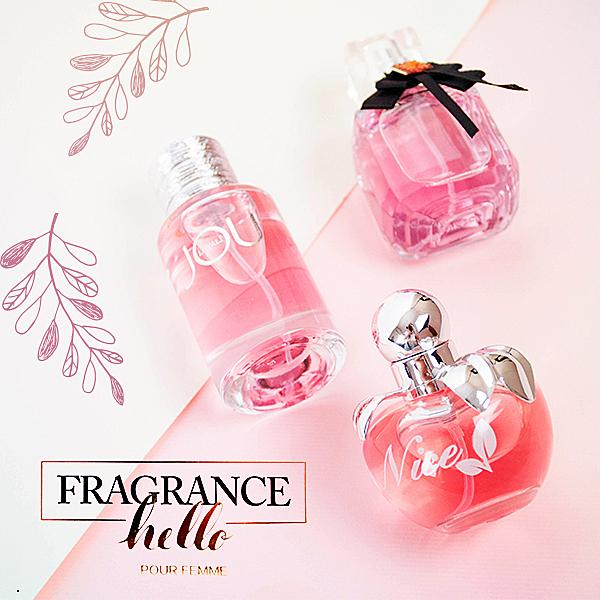 FRAGRANCE 香味 香水禮盒 30mlX3瓶【櫻桃飾品】【31920】