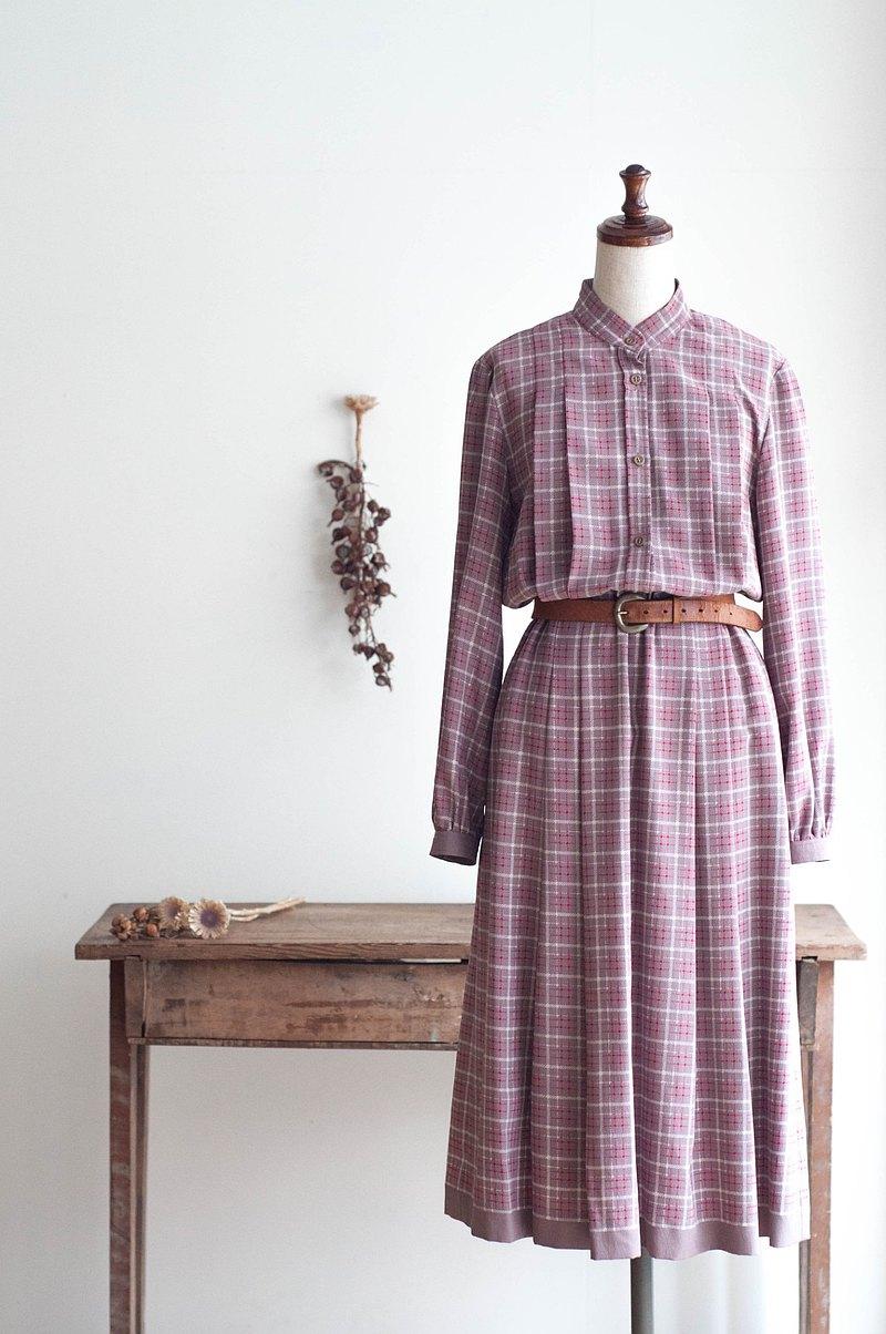 Vintage / 長袖洋裝 no.234 tk
