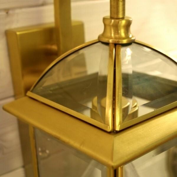 18park-燭塔壁燈 [金色,全電壓]
