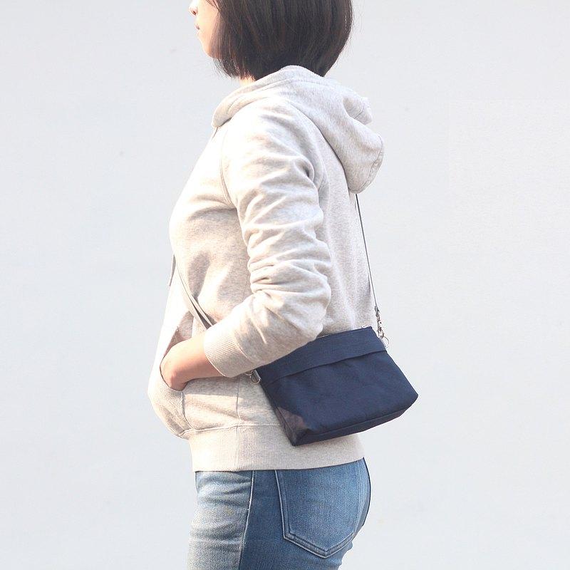 隨身包 / 散步包 - 普魯士藍